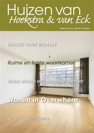 Westervenne 362, Purmerend